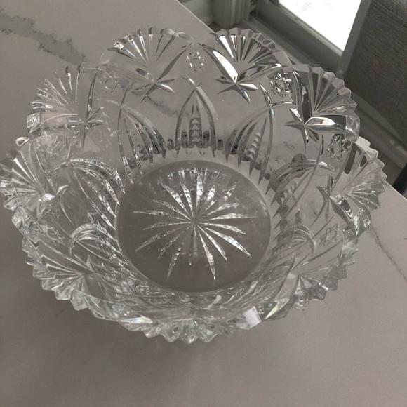Cristal D'Arques Vincennes Bowl